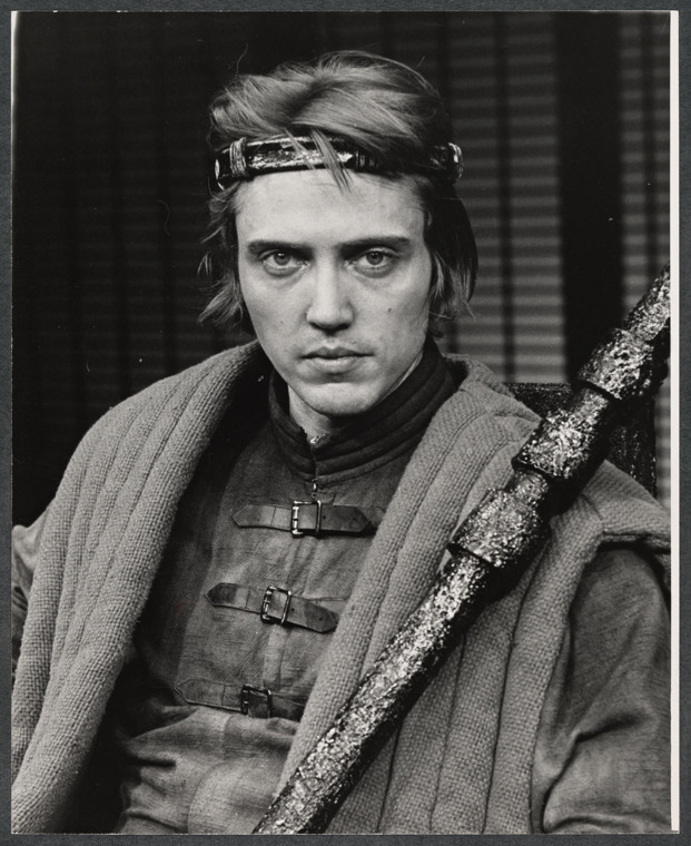 Walken in Macbeth, 1974